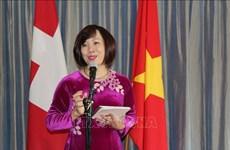 Presentan en Suiza potencialidades de mercado vietnamita