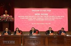 Buscan consolidar papel de Hanoi como gran centro cultural nacional
