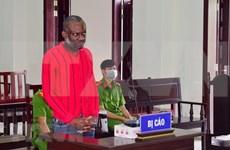 Sancionan a nigeriano en Vietnam por trasegar cuatro kilogramos de metanfetamina