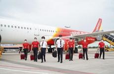 Aerolínea Vietjet recibe la calificación global más alta en prevención antipandémica
