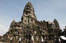 Reliquia de Angkor recibe a cuatro mil visitantes extranjeros en enero y febrero
