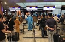 Retornan más de 390 ciudadanos vietnamitas desde de Myanmar