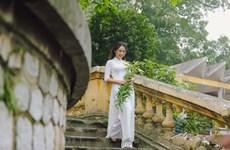 Celebran Semana del Ao Dai de Vietnam