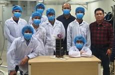 Vietnam envía el satélite Nano Dragon a Japón
