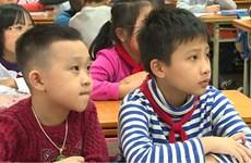 Emprenderá Vietnam enseñanza piloto de coreano y alemán como idiomas extranjeros obligatorios