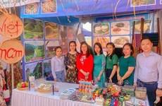 Promocionan en Laos gastronomía y souvenirs de Vietnam