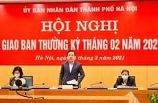 Reanudarán actividades sitios religiosos y zonas de reliquias en Hanoi