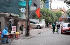 Vietnam registra seis nuevos casos importados de COVID-19