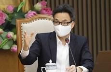 Ministro de Salud de Vietnam pide acelerar la investigación y producción de vacunas domésticas