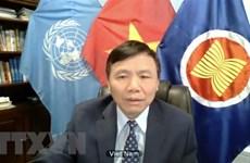 Vietnam insta a buscar solución satisfactoria a crisis en Myanmar