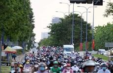 Vietnam controla emisiones de vehículos para mejorar la calidad del aire