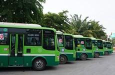 Impulsan aplicación de la red de minibús en Ciudad Ho Chi Minh