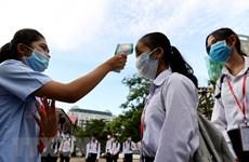 Diversas localidades camboyanas enfrentan riesgos de rebrote epidémico