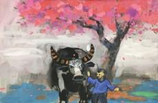 Búfalos en la vida cultural vietnamita