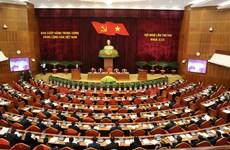 Inauguran segundo pleno del Comité Central del Partido Comunista de Vietnam del XIII mandato