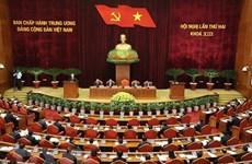 Comité Central del PCV analiza agenda de todo mandato y labores de personal