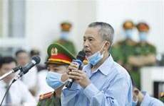 Inician en Vietnam juicio de apelación contra seis acusados involucrados en disturbios en Dong Tam