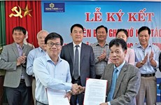 Construyen primer parque científico en Vietnam