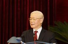 Concluye segundo pleno del Comité Central del Partido Comunista de Vietnam