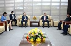 Vietnam y Corea del Sur fomentan cooperación multifacética bilateral