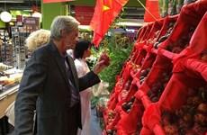 Productos vietnamitas, con gran potencial en mercado francés