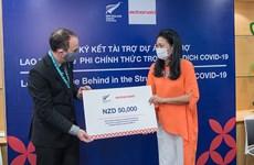 Nueva Zelanda apoya a trabajadoras vietnamitas para superar dificultades en pandemia