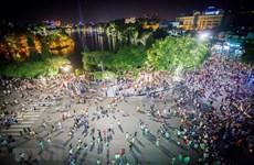 Reanudarán actividades en espacios peatonales de Hanoi