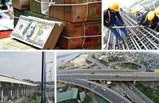 Aumenta desembolso de inversión pública de Vietnam en primer bimestre