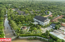 Provincia vietnamita de Ben Tre por estimular progreso del turismo