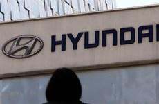 Venta de automóviles de Hyundai Vietnam se reduce a la mitad