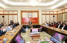 Aprueban postulación de candidatura de máximo dirigente de Vietnam a elecciones parlamentarias