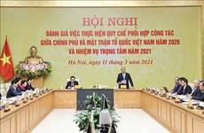 Frente de la Patria de Vietnam trabaja junto con Gobierno por bienestar social