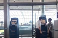 Vietnam Airlines lanza servicio de check-in en quiosco en el aeropuerto de Cat Bi