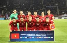 Vietnam jugará las eliminatorias de la Copa Mundial en EAU
