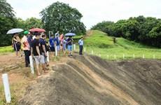 Construyen templo de mártires en complejo de reliquias históricas Dien Bien Phu