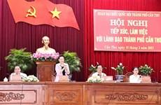 Proponen explotar potencialidades de ciudad vietnamita de Can Tho