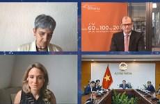 Participa Vietnam en VII Diálogo de Berlín sobre Transición Energética
