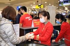 Vietjet anuncia declaración médica electrónica antes de abordar vuelos