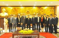 Aprecian relaciones entre Hanoi y las localidades de EE.UU. y Corea del Sur