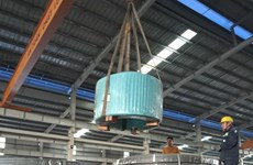 Empresa vietnamita exporta acero pretensado a Estados Unidos
