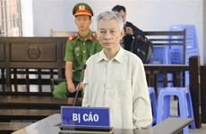 Condenan a prisión a individuo por acciones subversivas en Vietnam