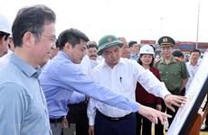 Puerto Cai Mep-Thi Vai en Vietnam debe convertirse en centro logístico mundial para 2045