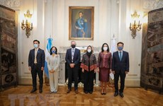 Argentina y ASEAN estrechan lazos de cooperación