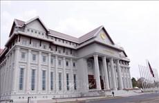 Nueva sede del Parlamento laosiano, un obsequio especial de Vietnam