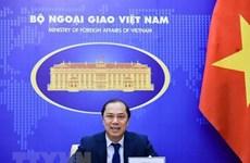 Vietnam, prioridad de política exterior de Alemania en Sudeste Asiático