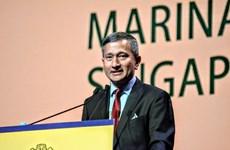 Canciller de Singapur realiza periplo por tres países del Sudeste Asiático