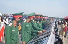 Presentan al público de Lam Dong la tradición heroica de las generaciones jóvenes vietnamitas