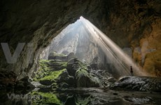 Parque vietnamita Phong Nha-Ke Bang en la lista de los 25 mejores del mundo