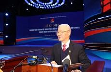 Máximo dirigente de Vietnam destaca papel de vanguardia de los jóvenes