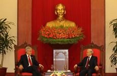 Vietnam y Chile intercambian mensajes de felicitación en el 50 aniversario de relaciones diplomáticas